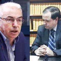El periodista Javier Navascués entrevista a Josep Alsina, director de la revista La Emboscadura