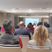 Presentación de La Emboscadura en Madrid