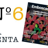 Ya a la venta el nº6 de la revista La Emboscadura.